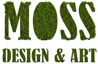 Moss Design Art