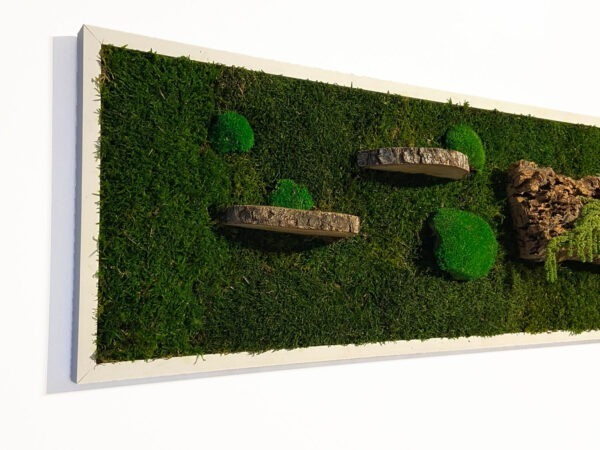 Wall-art-moss-forest